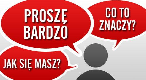 Konversationen auf Polnisch