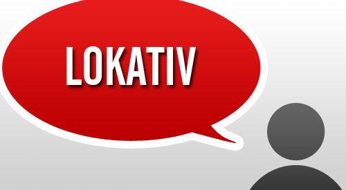 Polnische Fälle: Der Lokativ