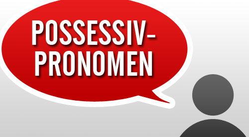 Possessivpronomen in der polnischen Sprache