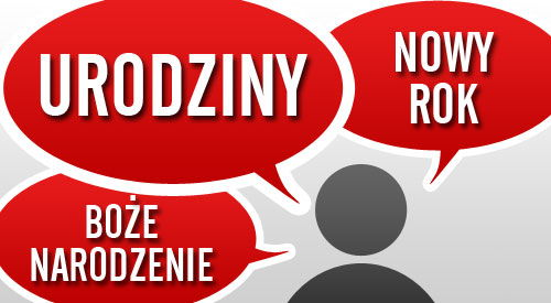 Feiertage & Glückwünsche auf Polnisch