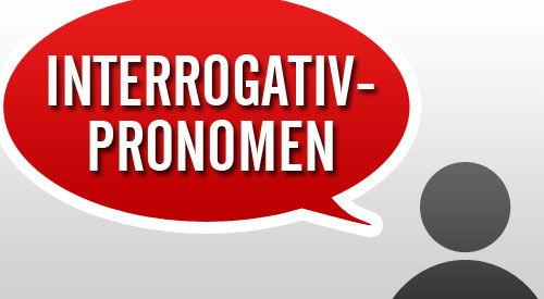 Interrogativpronomen in der polnischen Sprache
