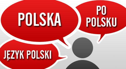 Länder & Sprachen auf Polnisch