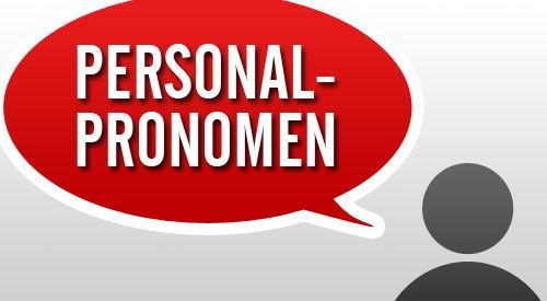 Personalpronomen in der polnischen Sprache