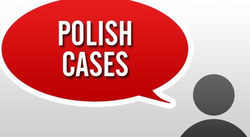 Cases in Polish
