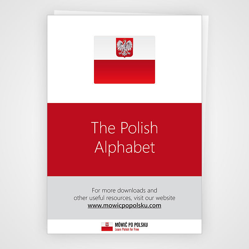 The Polish Alphabet PDF